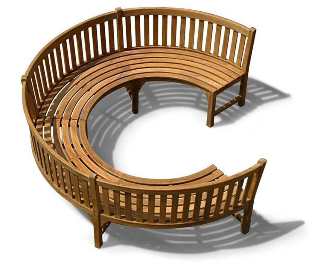 Beautiful Rounded Wooden Bench Ideas 052 Goodsgn Teak Garden Bench Curved Outdoor Benches Wooden Bench