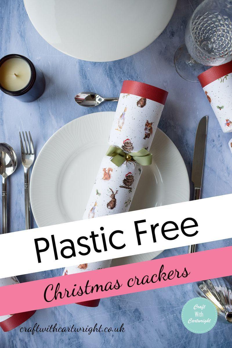 Plastic Free Christmas Crackers Christmas crackers, Free