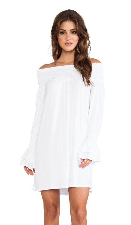 White Tammy dress