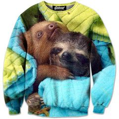 Cuddle Sloths Sweatshirt