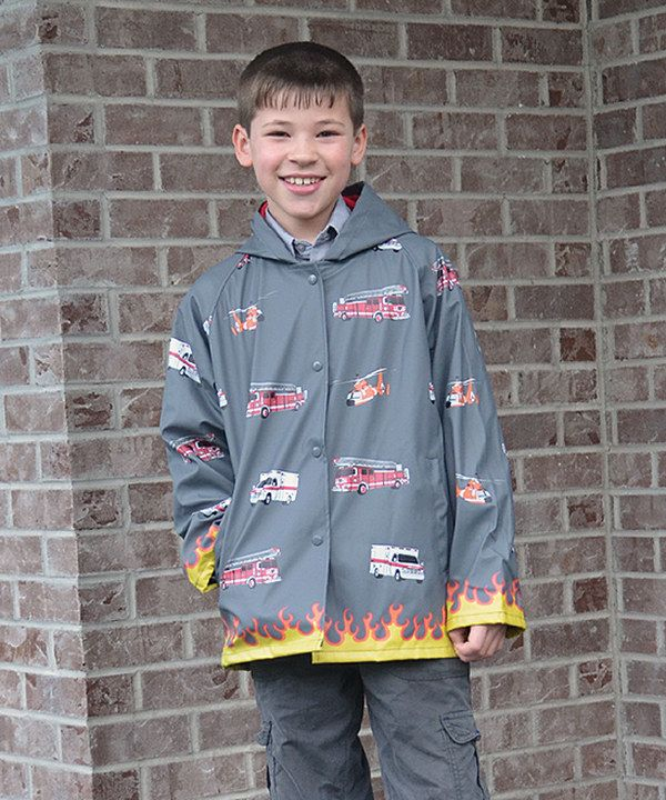 cf38be54a8b2 Love this Red Cruise Jacket - Toddler   Boys by Obermeyer on  zulily ...