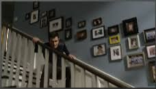Beautiful Modern Family Claire And Philu0027s Staircase   Google Search Frame Placement, Modern  Family, Claire