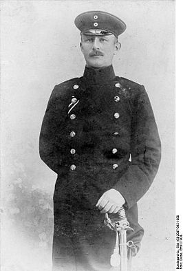 Paul Von Lettow Vorbeck In 1904 Wwi German Army World War I