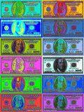 1200 Dollars - Pop Art Print