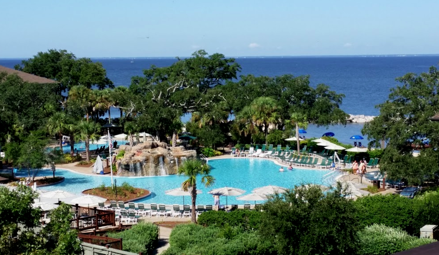 The Grand Hotel Point Clear Resort Spa In Alabama Is Paradise Alabama Vacation Orange Beach Alabama Vacation Vacations In The Us