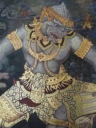 Monkey God Hanuman Buscar Con Google Hanuman Hindu Gods Angels And Demons