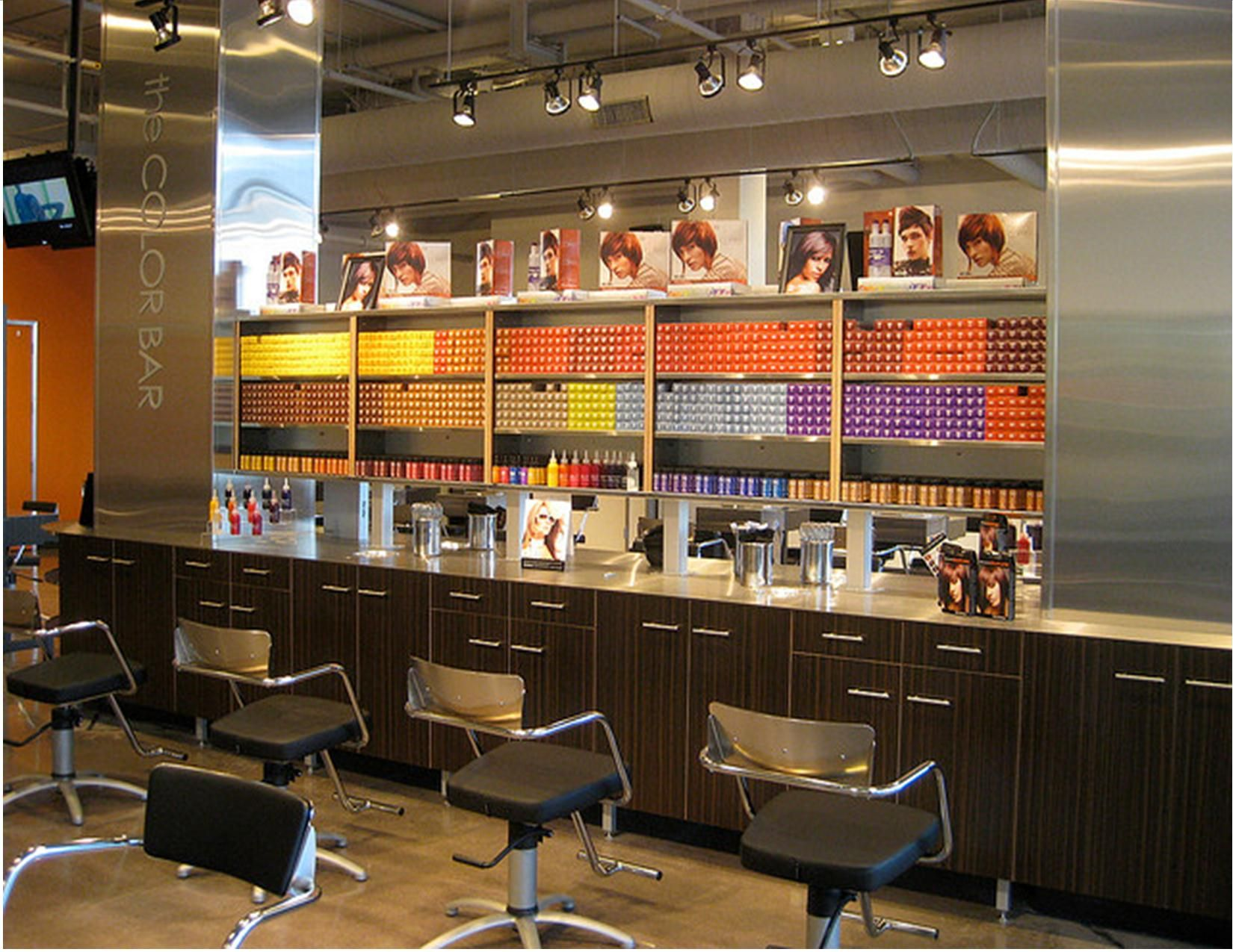 1 Hair Color Bar Storage Management System In 2020 Salon Hair Color Storage Salon Color Bar Beauty Salon Furniture