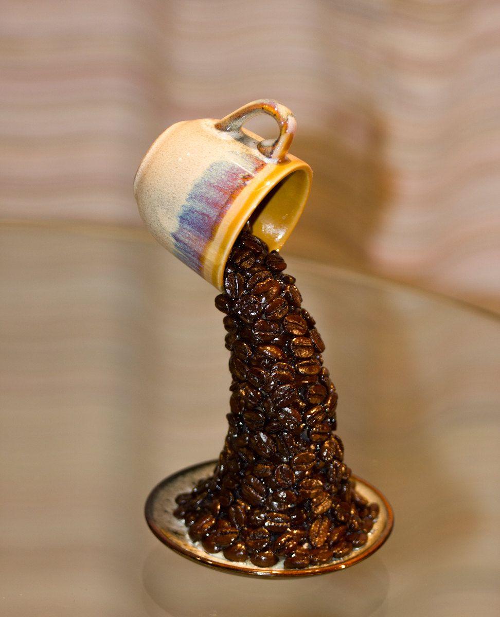 Espresso Coffee Cup Decor