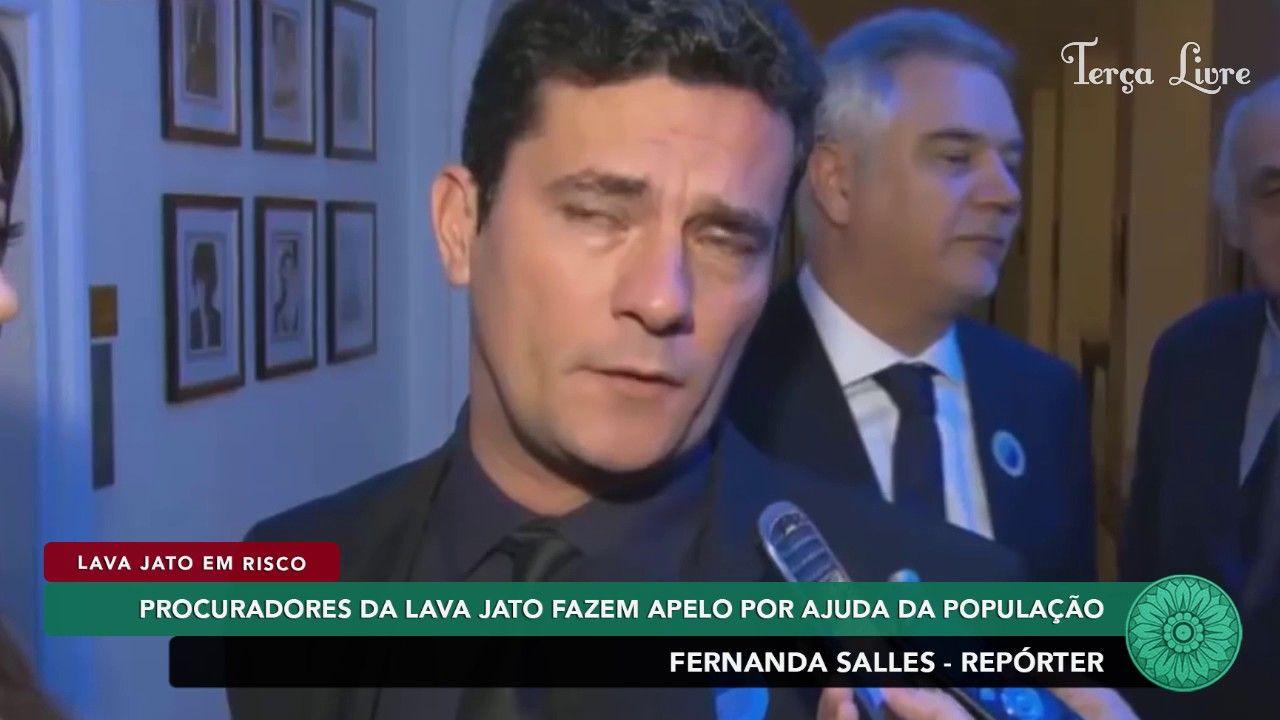 #FernandaSalles - Procuradores dizem que Lava Jato corre perigo real