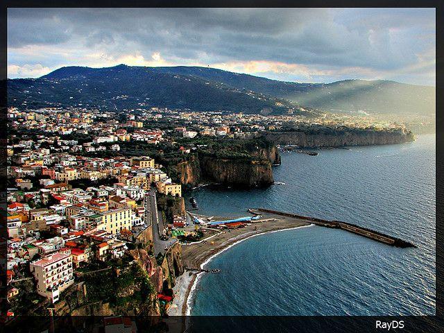 Meta Di Sorrento Italy Amalfi Coast Italy Campania Italy Sorrento Italy