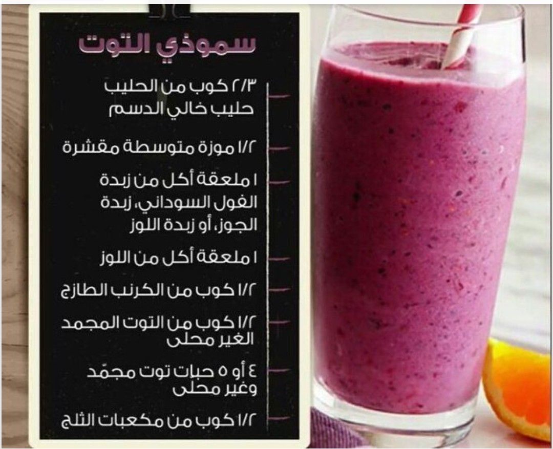 مشروب التوت Smoothie Drink Recipes Food Drinks Dessert Coffee Recipes