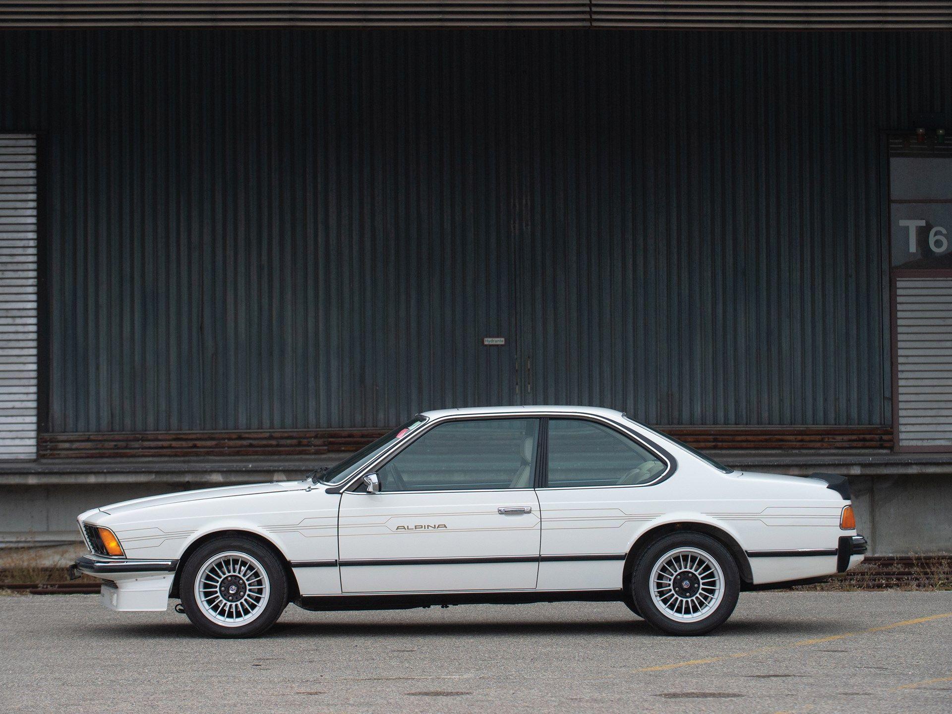 Bmw Alpina B7 Turbo Bmw Alpina Bmw E24 Bmw