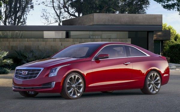 Check out the new 2015 Cadillac #ATS #Coupe! Armed to the teeth to take on BMW's new 4 Series and other European sports coupe. What do you think? #CadillacDallas #Dallas