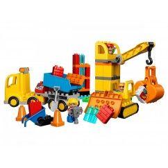 LEGO® DUPLO® 10813 Veliko gradbišče