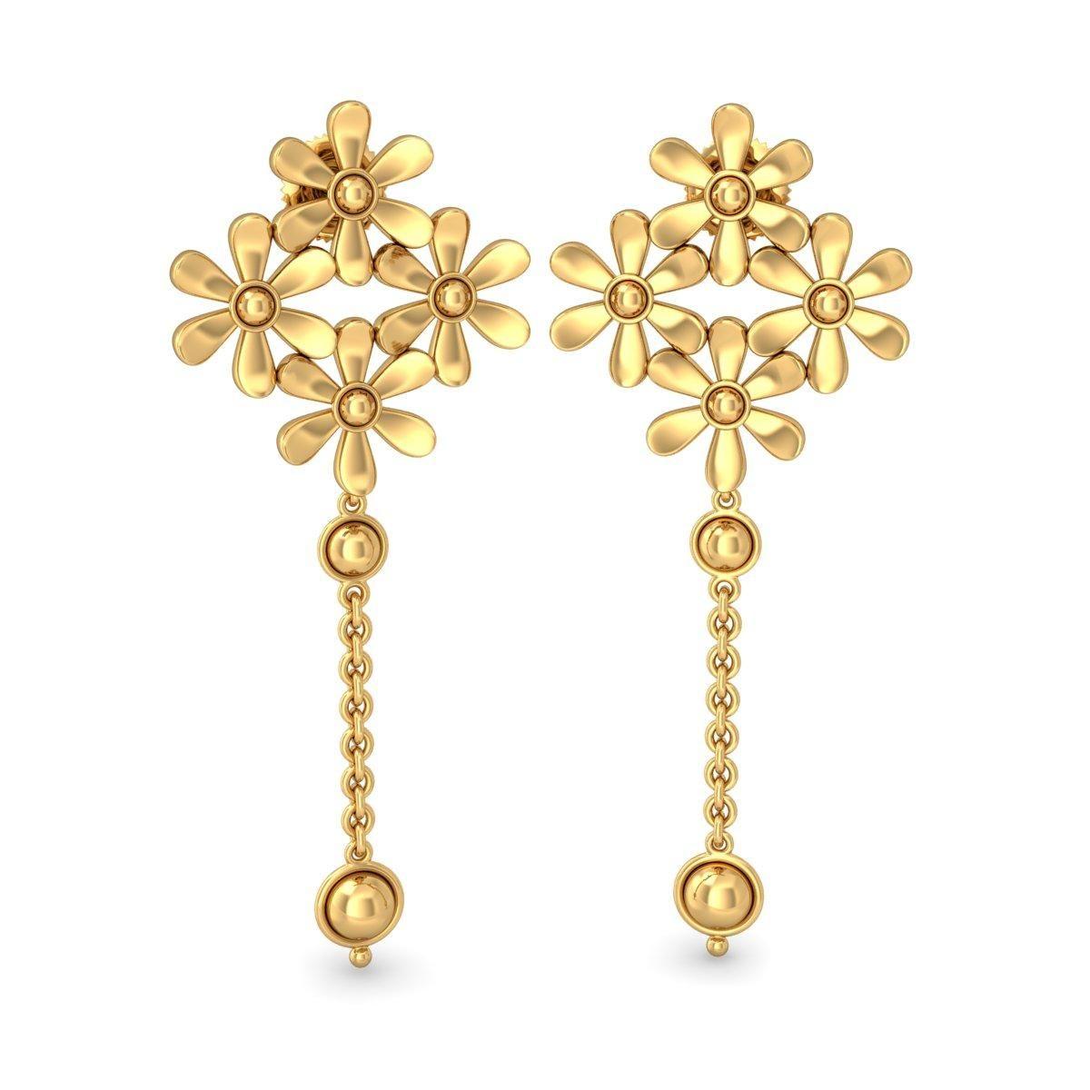 #bluestone #jewelry #gold #showstopper #nicole #earrings #fresh #charm
