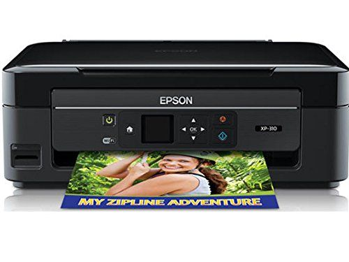 Epson Xp 310 Wireless Color Photo Printer With Scanner And Copier