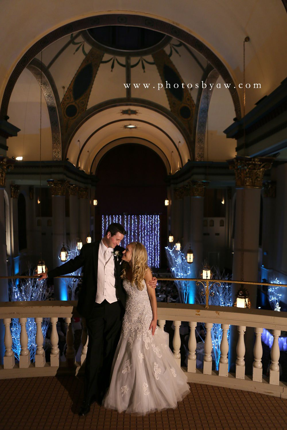 Pittsburgh Winter Wedding On The North Side At Calvary United Methodist Church With Reception Grand Hall Priory
