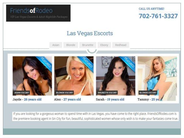 Las Vegas Blonde Escort