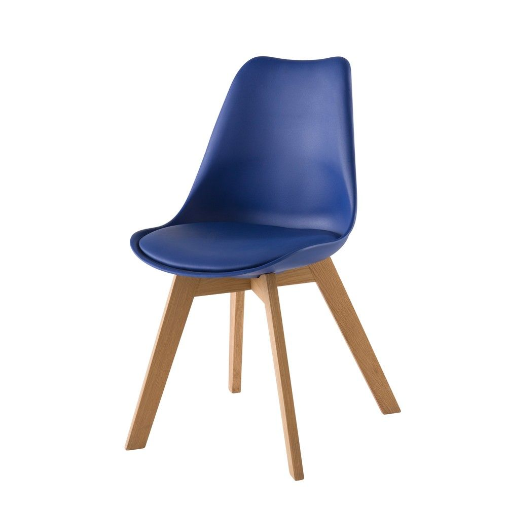 Assises Chair Solid Oak Scandinavian Style