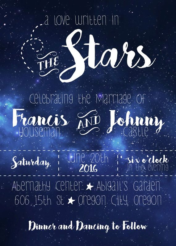 galaxy wedding invitation galaxy wedding galaxy invitation stars