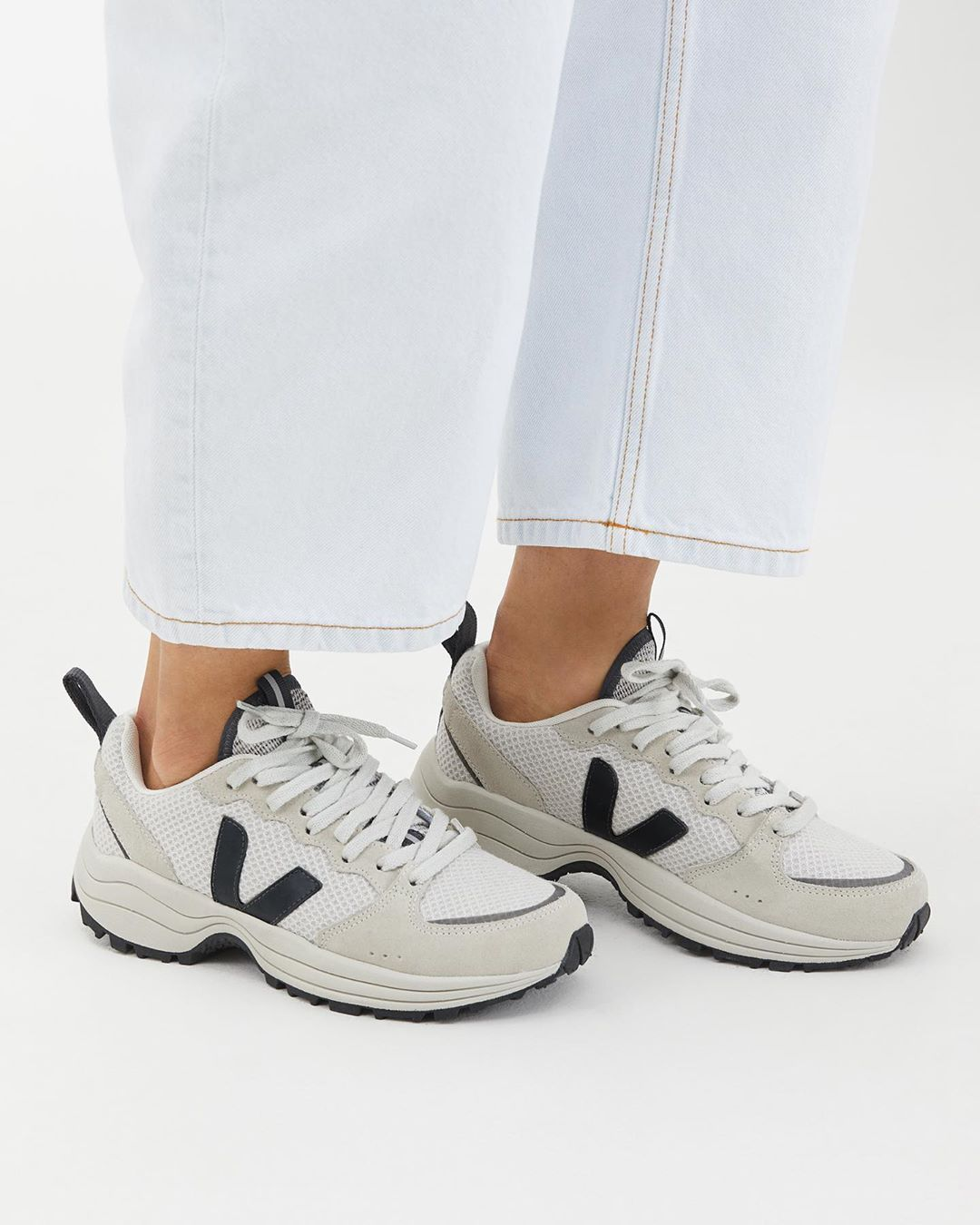 These trainers from Paris-based @veja
