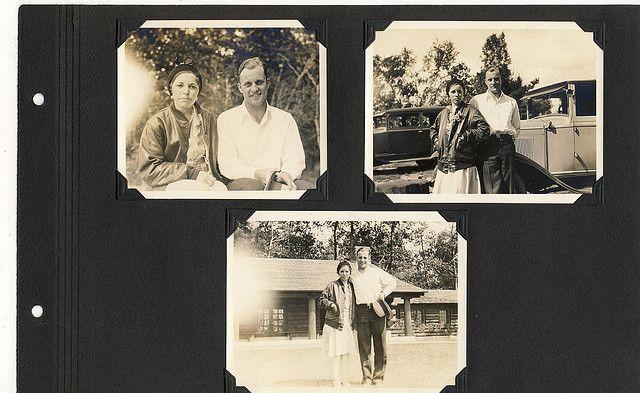 Vintage Photo Album Family Photo Albums Vintage Photo Album
