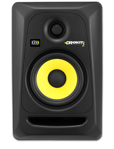 krk rokit 5 g3 monitors speaker enceintes home studio equipement de studio maison