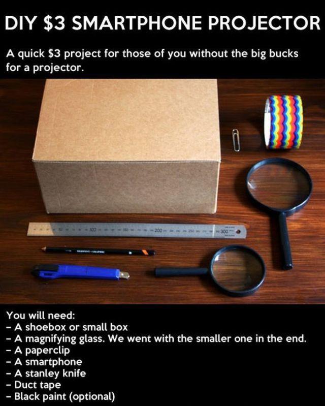 die besten 25 beamer selber bauen ideen auf pinterest. Black Bedroom Furniture Sets. Home Design Ideas