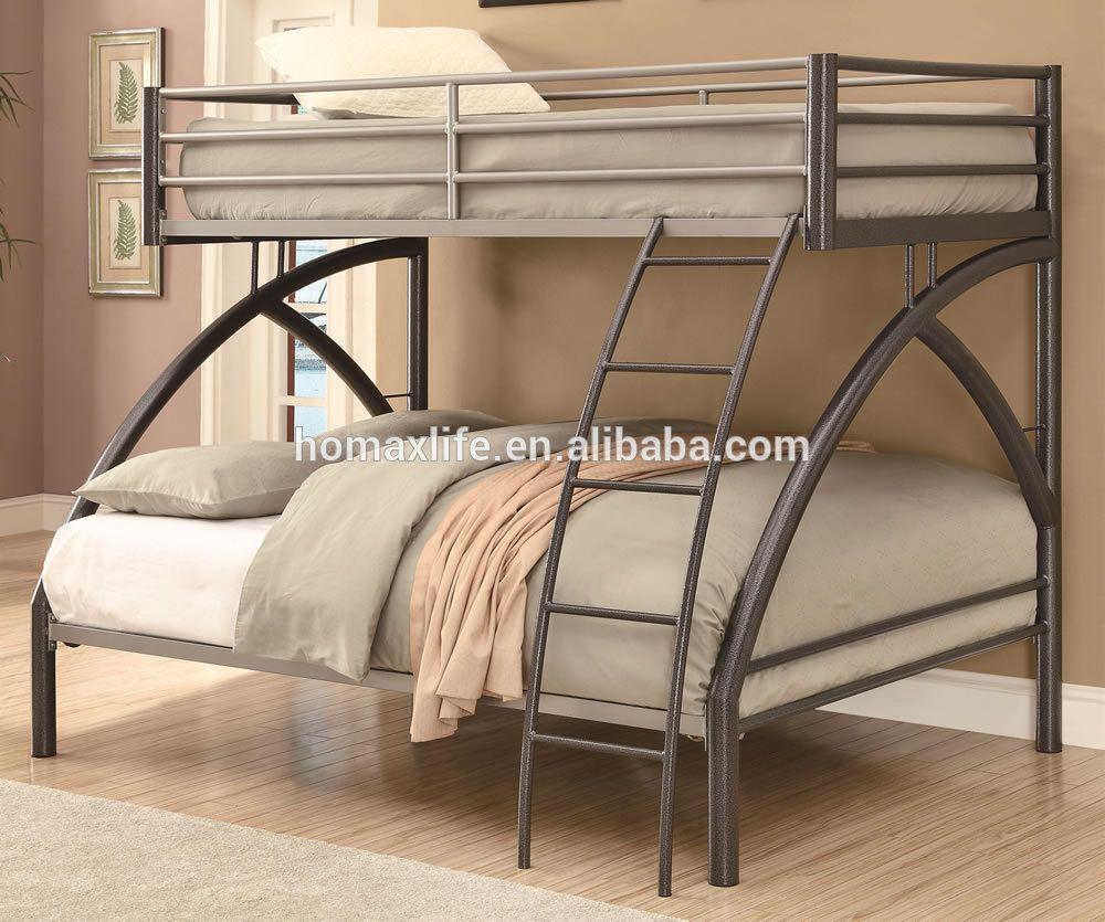 Bedroom Furniture Metal Twin Over Full Bunk Bed Bd-3050 - Buy ...