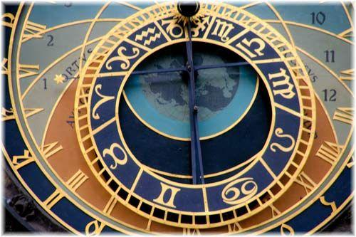 astronomical clock, Old Town Hall, Prague