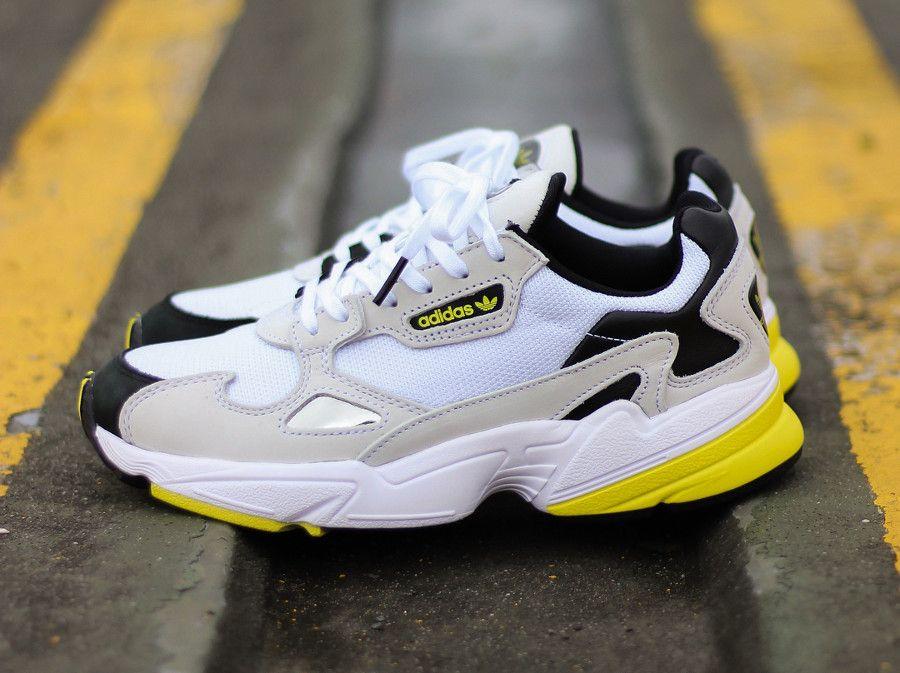 separation shoes 9d0d0 6983c Size  x Adidas Originals Falcon W Acid House