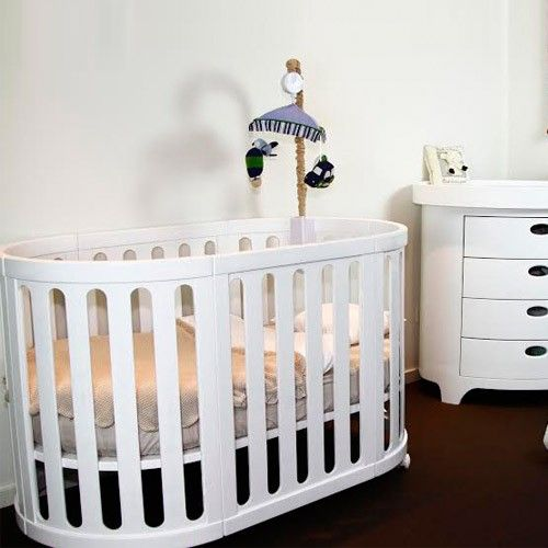 Cocoon Nest Cot White Baby Cots Pinterest Cots Nursery and