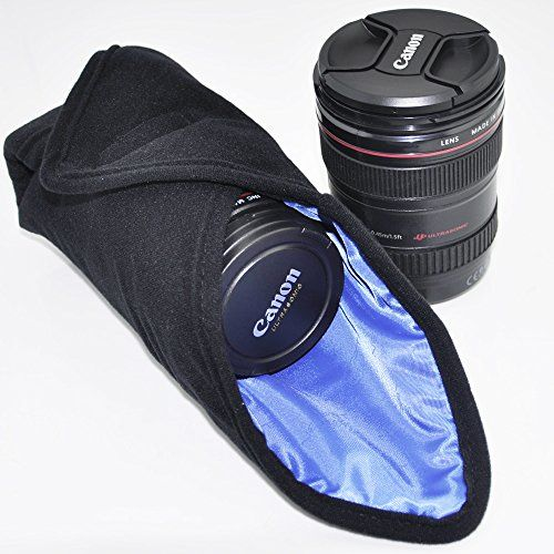 Waterproof DSLR Canon Nikon Camera Shoulder Lens Bag Case Padded Pouch Cover