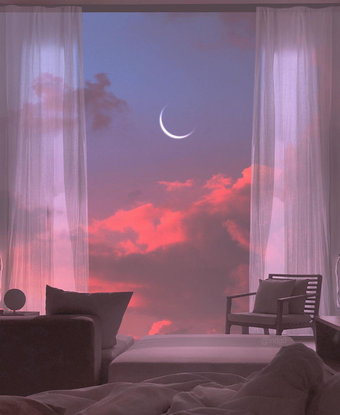 "I N D I G O on Instagram: ""�billie marten/peach • • • • • • #indg0 #art #night #photography #picture #drawing #digitalart #design #colors #music #interiordesign #moon…"""