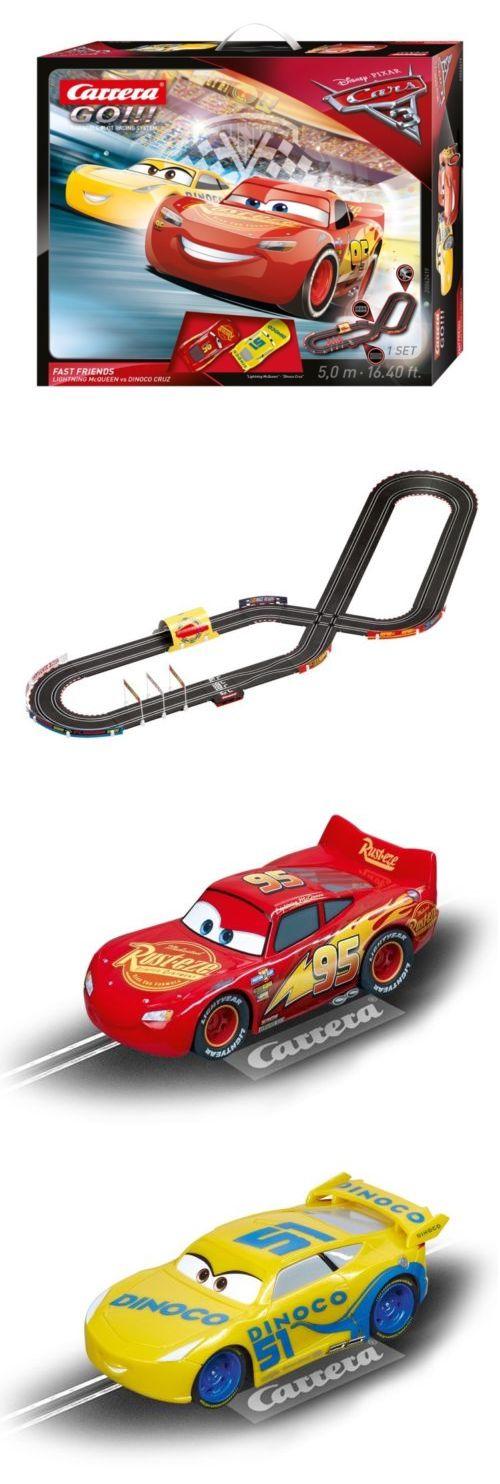 1 43 Scale 164793 Carrera Go Disney Pixar Cars 3 Fast Friends 1 43 Slot Car Race Set 62419 Buy It Now Onl Disney Pixar Cars Slot Car Racing Disney Pixar