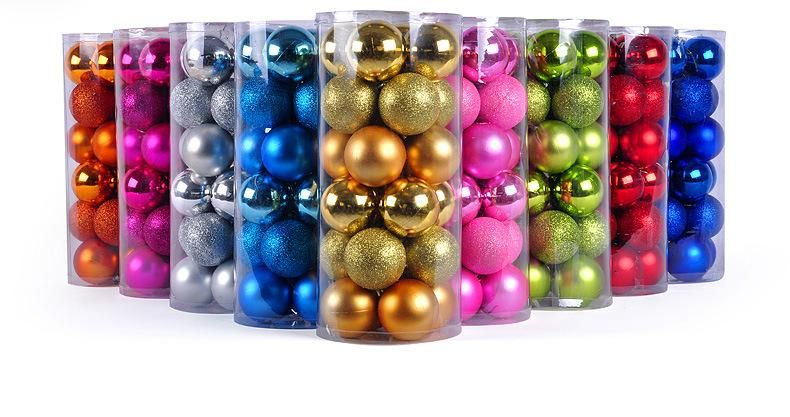 Christmas Decorator 4cm Christmas Balls Tree Decorations Colorful Gold Silver Red Rose Red Green Purple Blue Lake Blue Brozne Pink Christmas Decorators From Livo_decoration, $4.19| Dhgate.Com