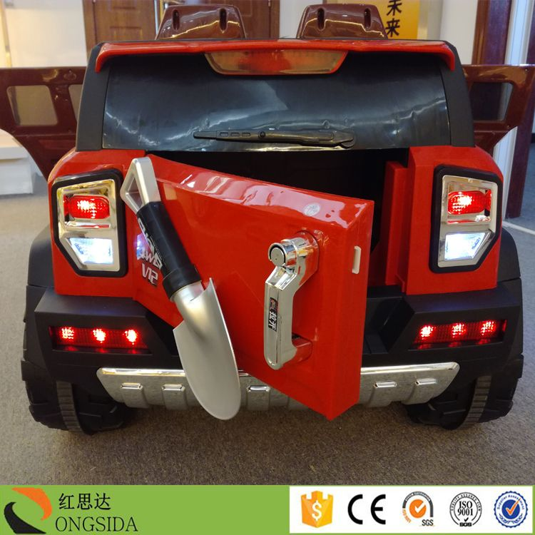 2017 Latest Arrival Battery Kid Car Children Electric Kids 24 Price Pedal For Driving