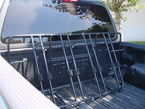 4 Four Bicycle Bike Rack Truck Pick Up Bed Mount Carrier