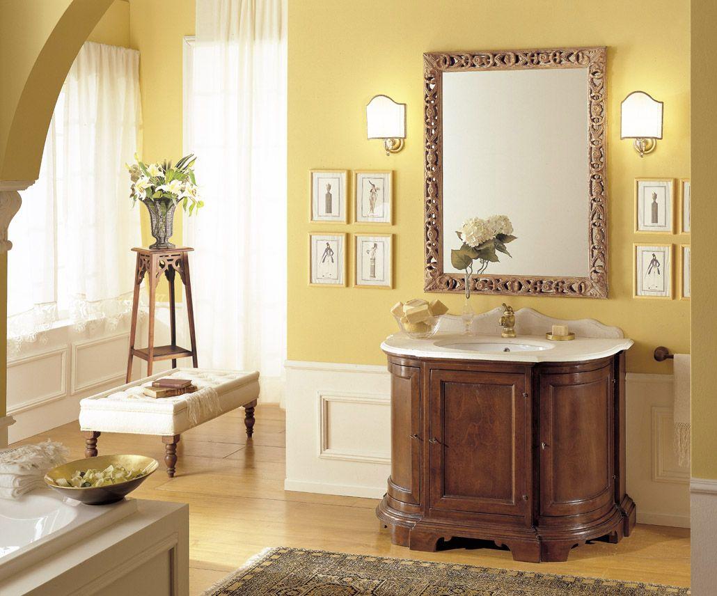 Мебель для ванных комнат Mobili di Castello: Classics #hogart_art ...