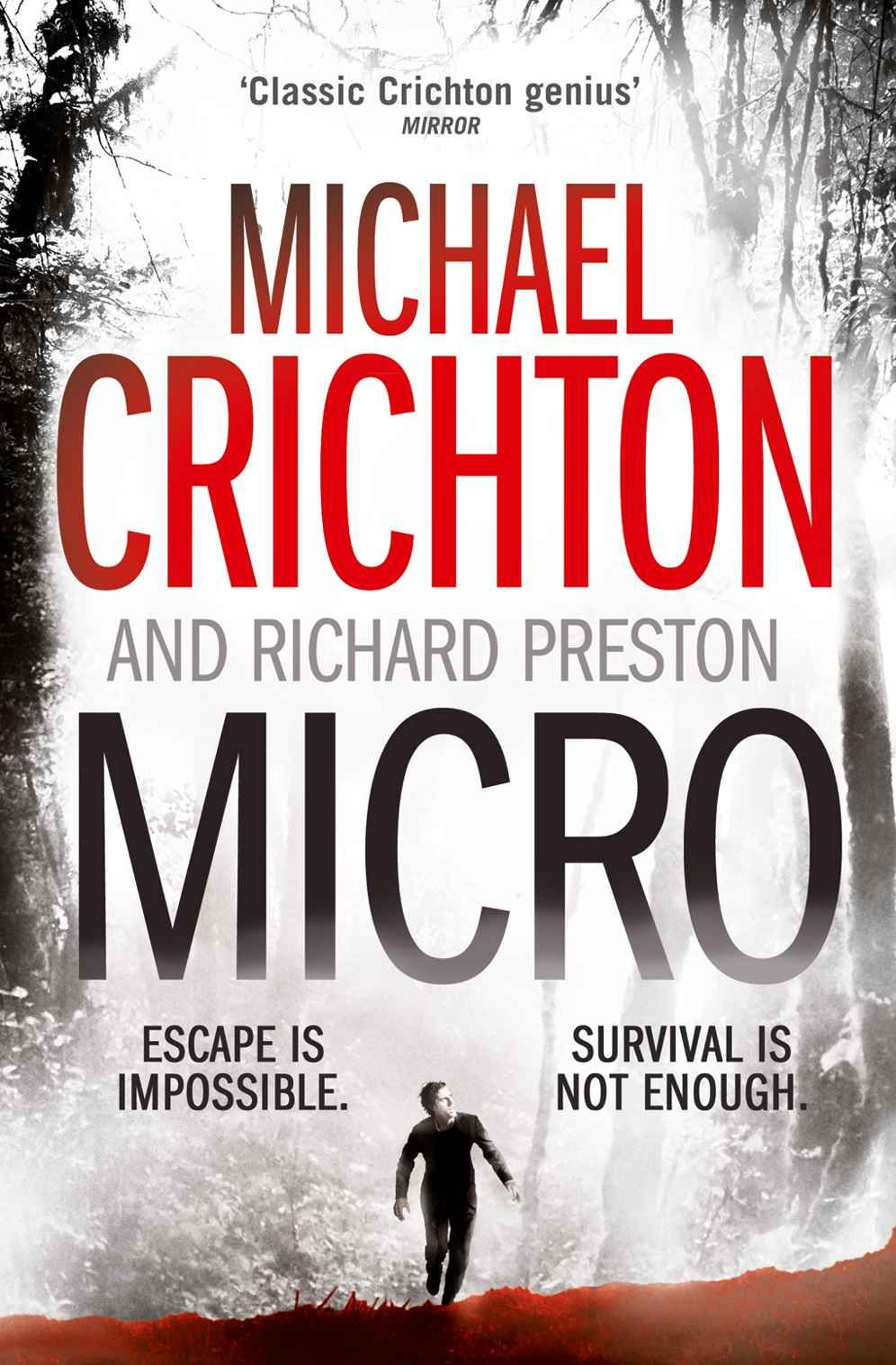 michael crichton nanotechnology