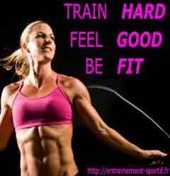 corde à saut pour le fitness