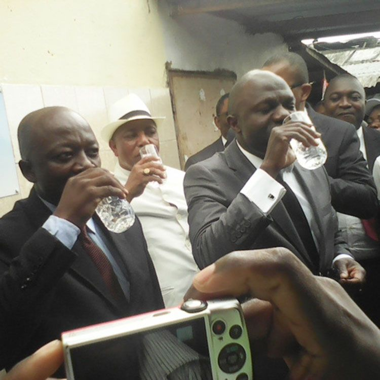 CAMEROUN :: Douala : Les commerçants sont inquiets  :: CAMEROON - Camer.be