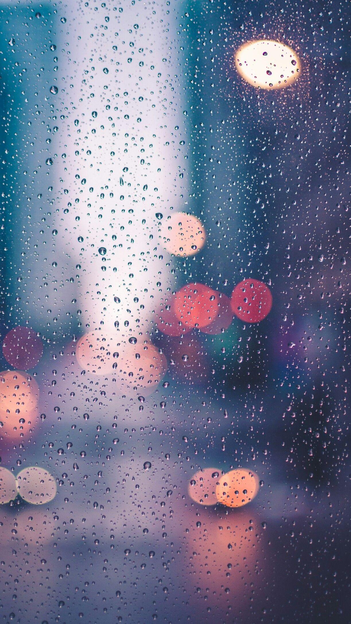 Raining666bokeh90 In 2019 Rainy Wallpaper Rain Wallpapers