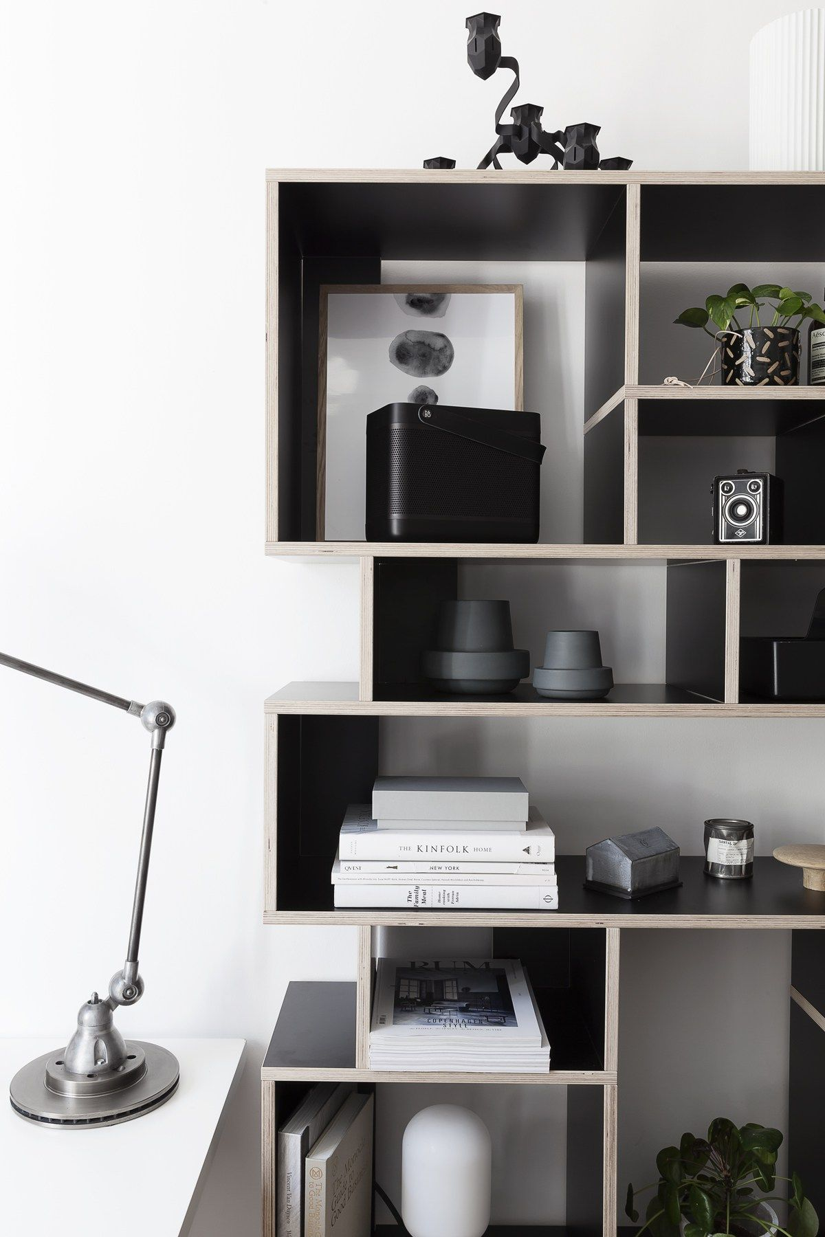 home office shelving systems. Tylko Shelf In My Office - Via Coco Lapine Design · Shelving SystemsWall UnitsHome Home Systems T