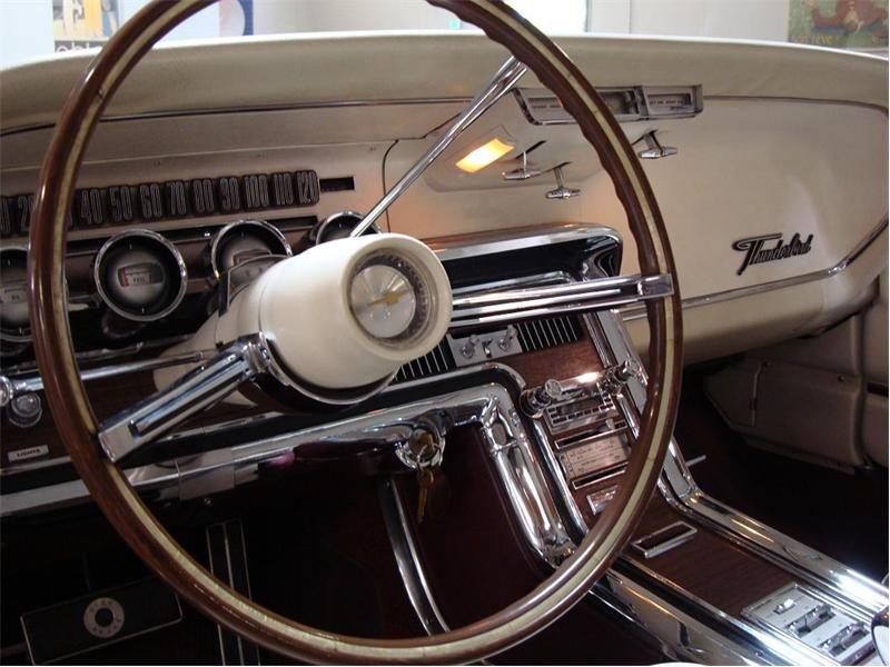 1965 Ford Thunderbird Ford Thunderbird American Classic Cars Custom Cars