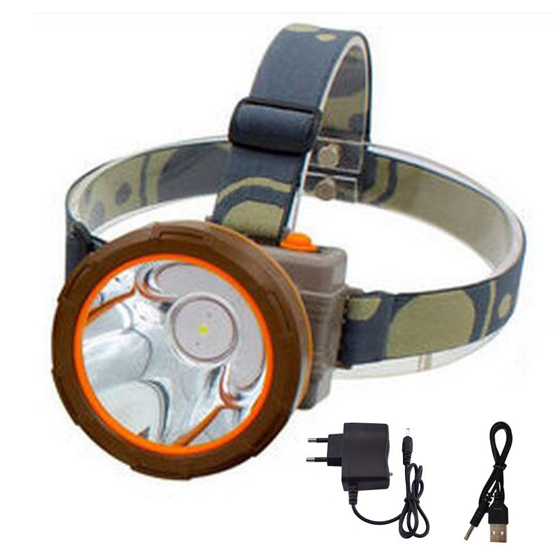 High Power Led Headlight Frontale Headlamp Flashlight Head Torch Lamp Lampe Waterproof For Fishing Camping Rec Rechargeable Lamp Headlamp Rechargeable Headlamp