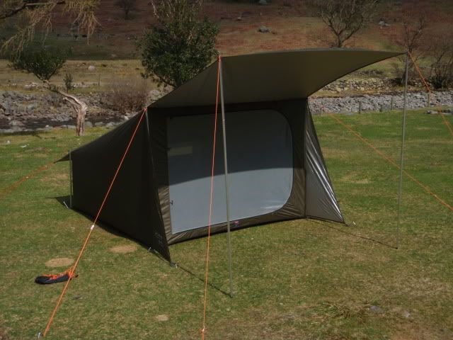 Halti Laavu Pro ( Lightweight C&fire Tent ) For Sale. & Halti Laavu Pro ( Lightweight Campfire Tent ) For Sale. | shelters ...