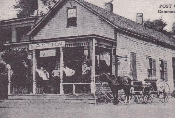 Commack History The Commack Corners Of The Past Commack Long Island Ny Historical Society