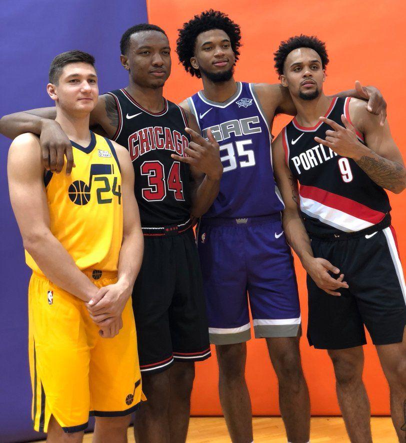 the brotherhood NBA 2018 Duke blue devils basketball
