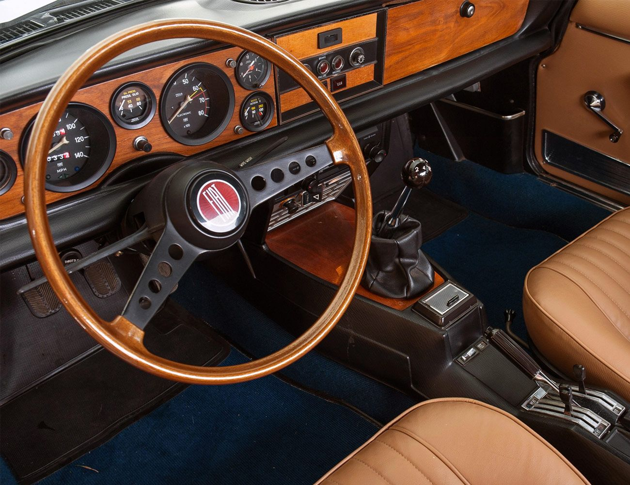 12+ Fiat 124 sport interior inspirations